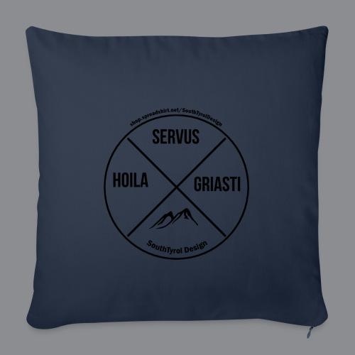 Hoila Servis Griasti - Sofakissenbezug 44 x 44 cm