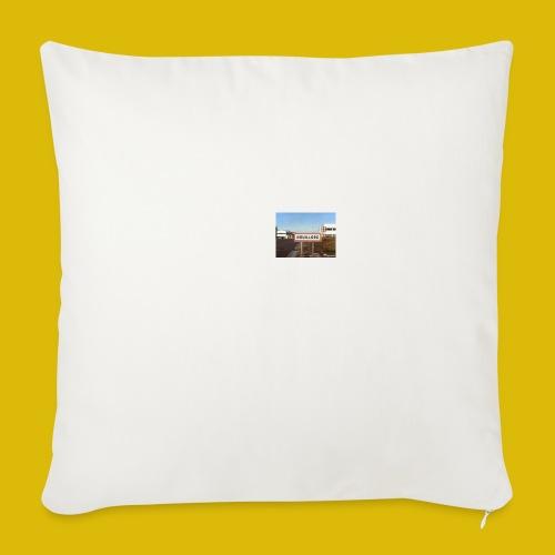 Evasion - Housse de coussin décorative 45x 45cm