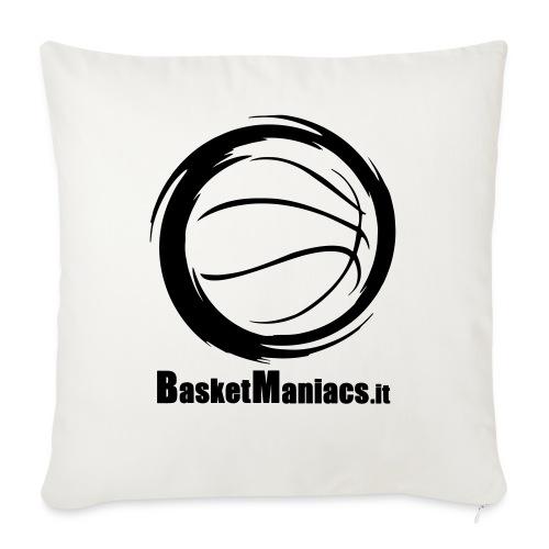 Basket Maniacs - Copricuscino per divano, 45 x 45 cm