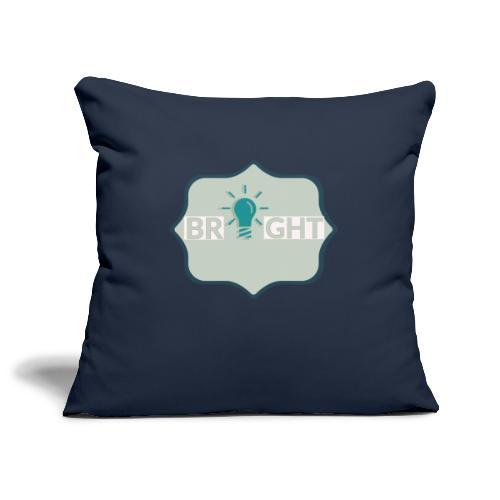 bright - Sofa pillowcase 17,3'' x 17,3'' (45 x 45 cm)