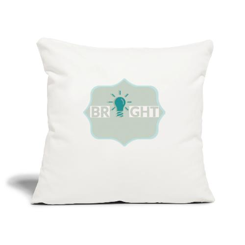 bright - Sofa pillowcase 17,3'' x 17,3'' (45 x 45 cm)