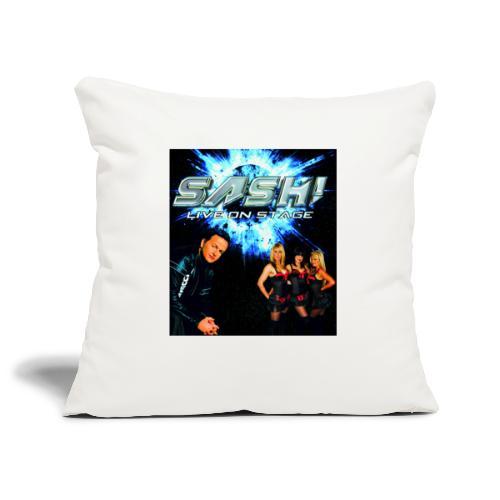 SASH! Live - Sofa pillowcase 17,3'' x 17,3'' (45 x 45 cm)