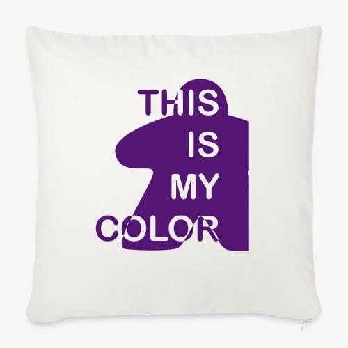That is my Color - Sofaputetrekk 45 x 45 cm