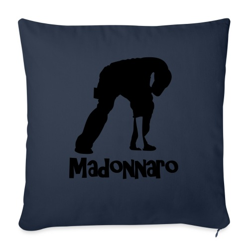 simpler version for logo - Sofa pillowcase 17,3'' x 17,3'' (45 x 45 cm)