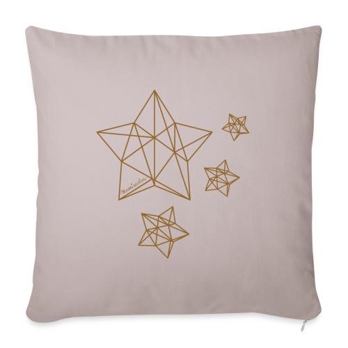 Sternenhimmel Diamant - Sofakissenbezug 44 x 44 cm