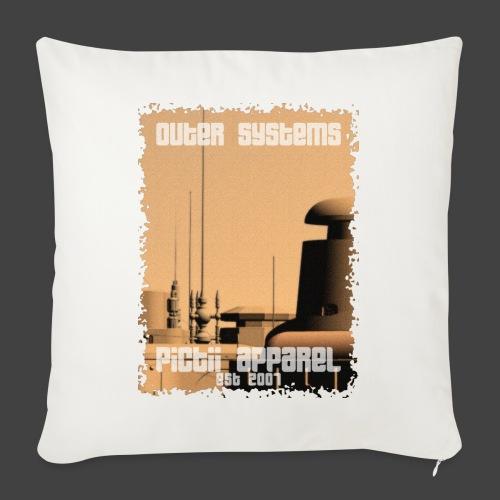 OS - 3A - Sofa pillowcase 17,3'' x 17,3'' (45 x 45 cm)