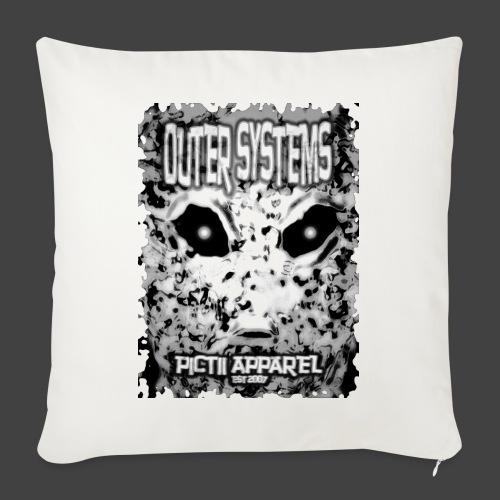 OS - 4C - Sofa pillowcase 17,3'' x 17,3'' (45 x 45 cm)
