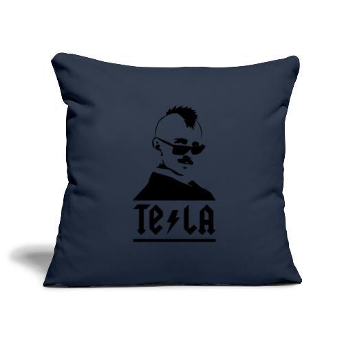 NIKOLA TESLA | PUNK VERSION - Copricuscino per divano, 45 x 45 cm