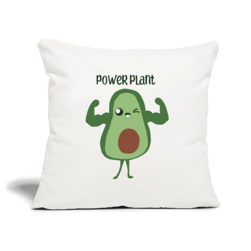 power plant - Sofa pillowcase 17,3'' x 17,3'' (45 x 45 cm)