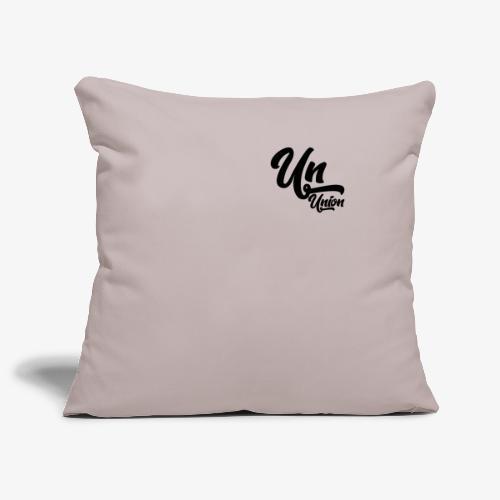 Union - Housse de coussin décorative 45x 45cm
