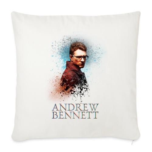 Andrew Bennett - Housse de coussin décorative 45x 45cm