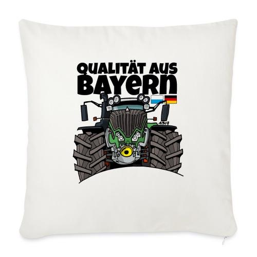 Qualitaet aus Bayern F def - Sierkussenhoes, 45 x 45 cm