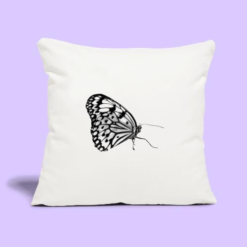 Schmetterling, Schmetterlinge, Insekt, Natur - Sofakissenbezug 44 x 44 cm