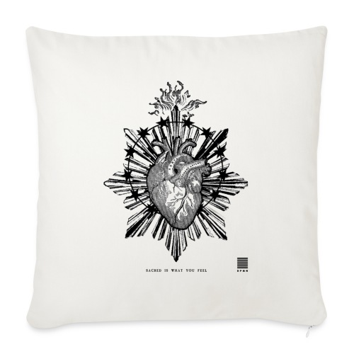 SacredHeart - Copricuscino per divano, 45 x 45 cm