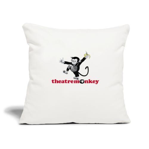 Sammy with Jazz Hands! - Sofa pillowcase 17,3'' x 17,3'' (45 x 45 cm)