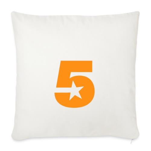 No5 - Sofa pillowcase 17,3'' x 17,3'' (45 x 45 cm)