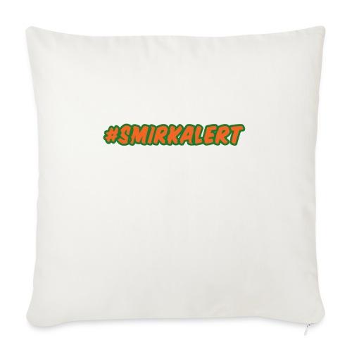smirk - Sofa pillowcase 17,3'' x 17,3'' (45 x 45 cm)