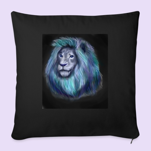 lio1 - Sofa pillowcase 17,3'' x 17,3'' (45 x 45 cm)