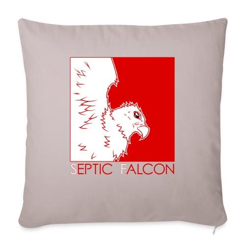 Falcon2 - Sofa pillowcase 17,3'' x 17,3'' (45 x 45 cm)