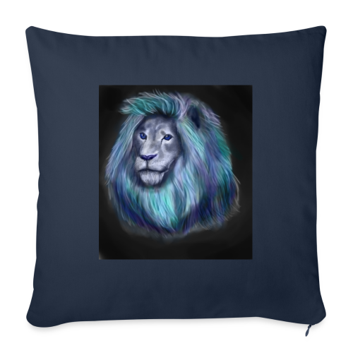 lio1 - Sofa pillowcase 17,3'' x 17,3'' (45 x 45 cm)