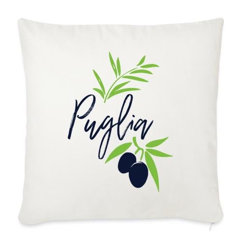 Puglia - Copricuscino per divano, 45 x 45 cm