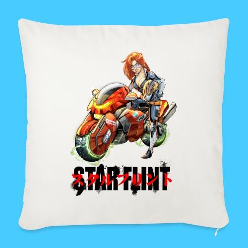 StarFlint Trixie - Housse de coussin décorative 44x 44cm