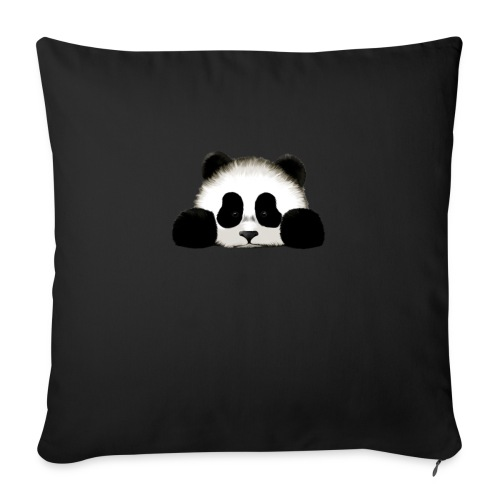 panda - Sofa pillowcase 17,3'' x 17,3'' (45 x 45 cm)