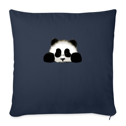 panda - Sofa pillowcase 17,3'' x 17,3'' (45 x 45 cm)