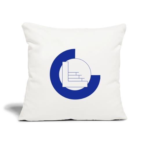 CvL Logo - Sierkussenhoes, 44 x 44 cm