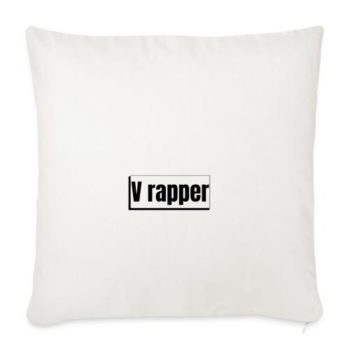 My logo - Sofa pillowcase 17,3'' x 17,3'' (45 x 45 cm)