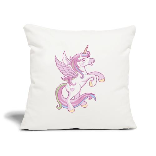 Magic Unicorn - Copricuscino per divano, 45 x 45 cm