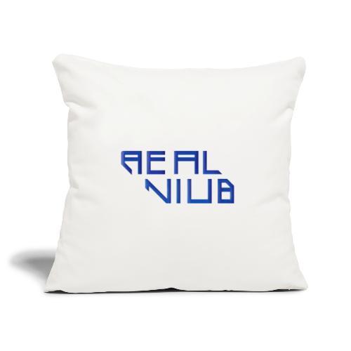 Realniub 10k Followers Special - Sofa pillowcase 17,3'' x 17,3'' (45 x 45 cm)