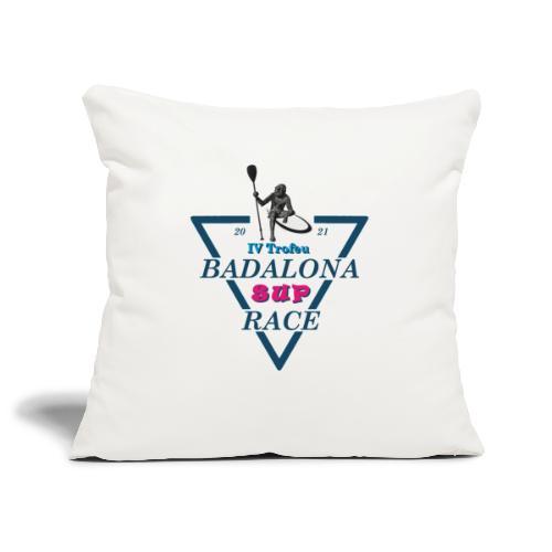 Badalona Sup Race 2021 - Funda de cojín, 45 x 45 cm