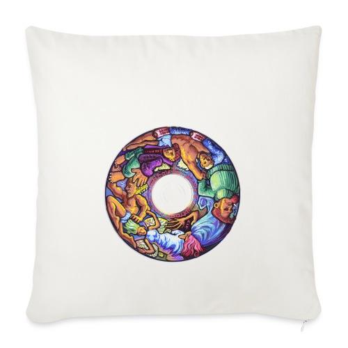 CD - Copricuscino per divano, 45 x 45 cm