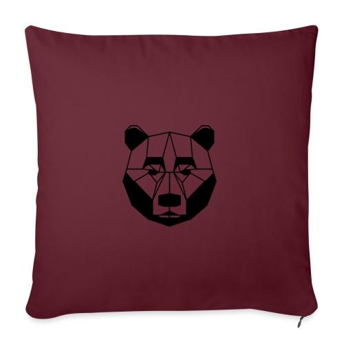 ours - Housse de coussin décorative 45x 45cm