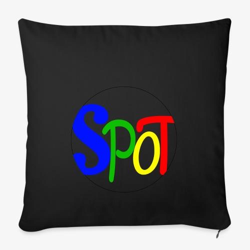 spotCircle Colour - Sofa pillowcase 17,3'' x 17,3'' (45 x 45 cm)