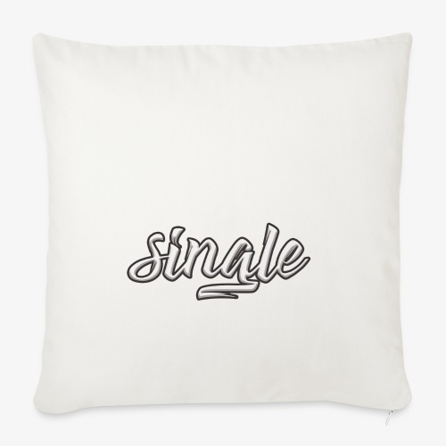 single - Sofa pillowcase 17,3'' x 17,3'' (45 x 45 cm)