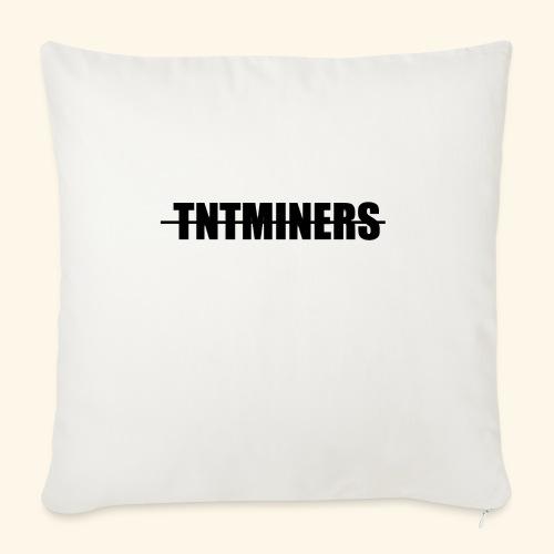 TNTMINERS - Soffkuddsöverdrag, 45 x 45 cm