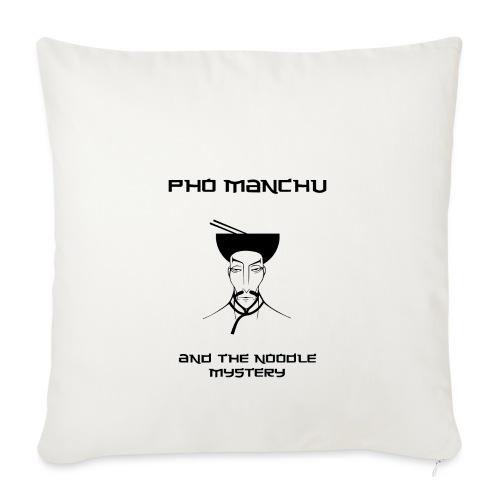 Pho Manchu by oldtee - Housse de coussin décorative 45x 45cm