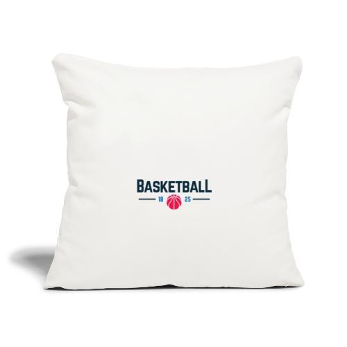 Basketball - Copricuscino per divano, 45 x 45 cm