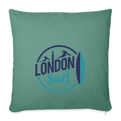 London Surf Classic Logo - Sofa pillowcase 17,3'' x 17,3'' (45 x 45 cm)