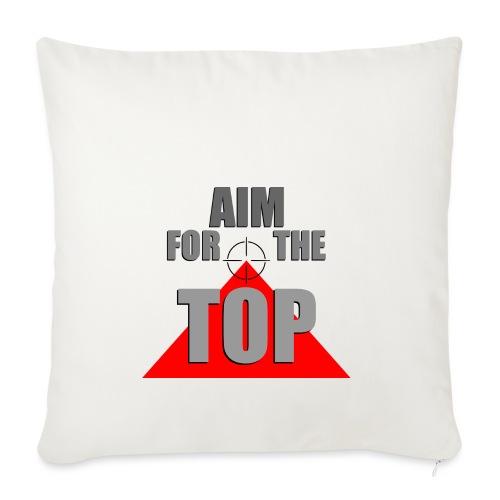 Aim For The Top, by SBDesigns - Housse de coussin décorative 45x 45cm