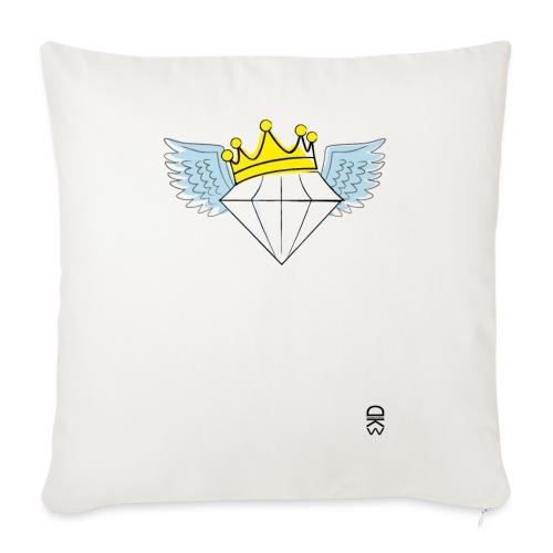 King Diamond Wings - Sofa pillowcase 17,3'' x 17,3'' (45 x 45 cm)