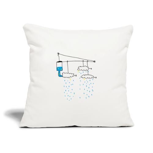 Thunderstorm, MadeByKids - Copricuscino per divano, 45 x 45 cm