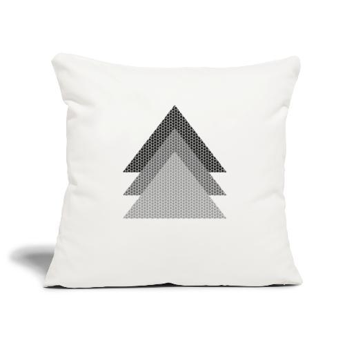 Dots Triangle - Sofakissenbezug 44 x 44 cm