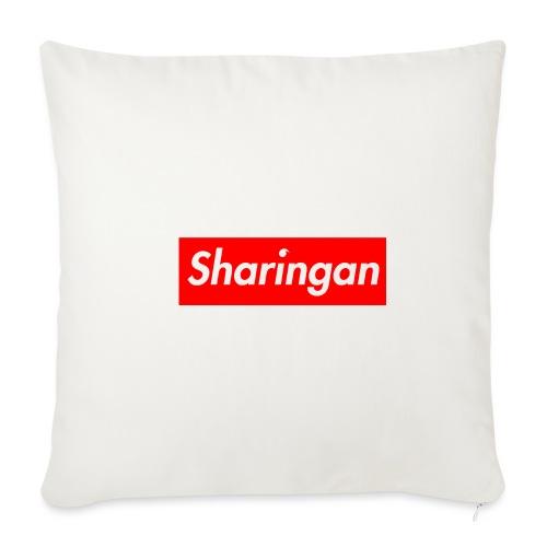 Sharingan tomoe - Housse de coussin décorative 45x 45cm