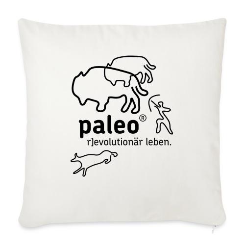 Paleo r evolutionär Illu - Sofakissenbezug 44 x 44 cm