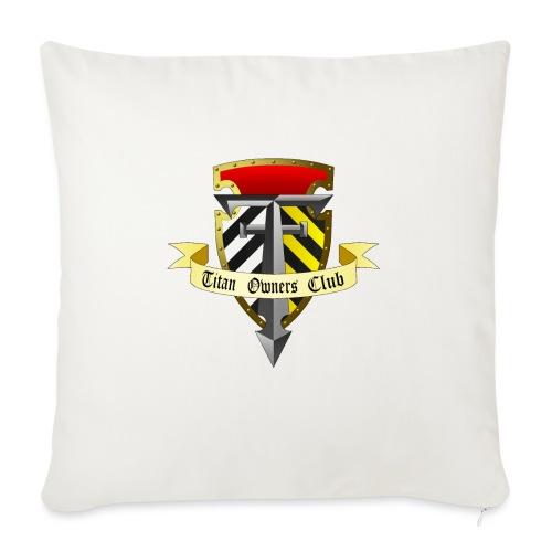 TOC Gothic Clear Background 1 - Sofa pillowcase 17,3'' x 17,3'' (45 x 45 cm)