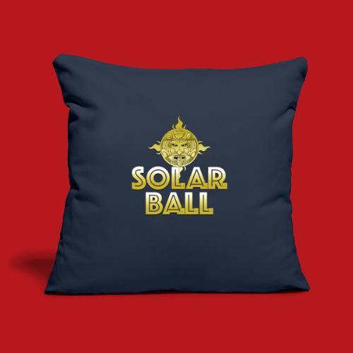 Solar Ball - Housse de coussin décorative 45x 45cm
