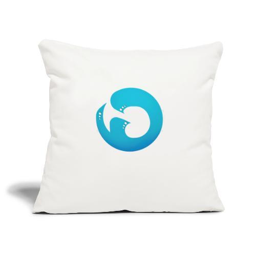 Logo iG | Team Esport - Housse de coussin décorative 45x 45cm